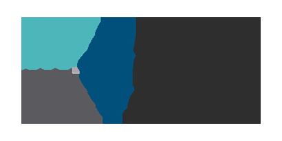 Logotipo com uma esfera e o texto iCS instituto clima e sociedade