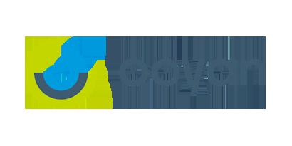 Logotipo com o texto ocyan