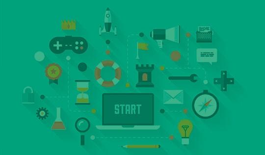 Gamificação - Solução que transforma o aprendizado em um momento lúdico. O conteúdo é trabalhado em formatos que promovem mais engajamento e interatividade.